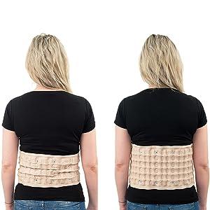 Strengthen lumbar spine