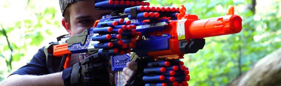Coodoo nerf guns nerf darts nerf bullets