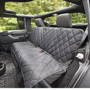 plush paws ultra luxury pet seat cover 2 bonus harnesses 2 seat belts for full. Black Bedroom Furniture Sets. Home Design Ideas
