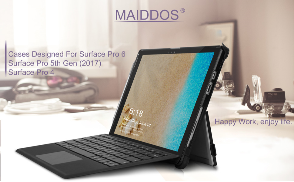 Amazon.com: Surface Pro Case,Microsoft Surface Pro Case ...