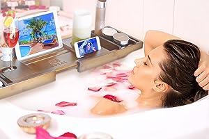 bath tray for tub bath board for tub bathtub table tray