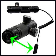 ls-300 ls300 survival land green laser pistol rifle paint ball paintball airsoft air soft glock ar15