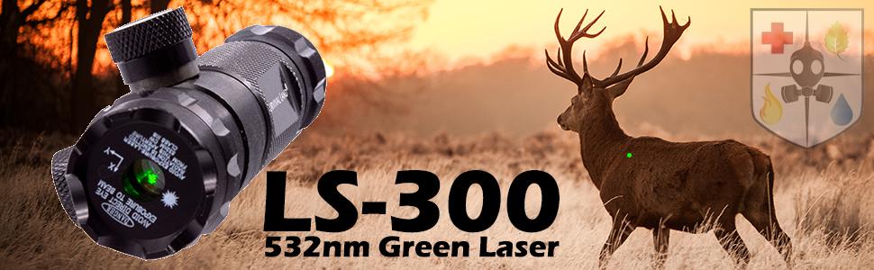 survival land gun scope sight site gunsight gunsite laser green lazer hunting rifle tactical pistol