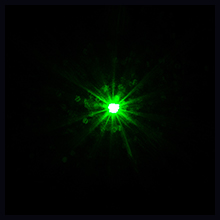 survival land ls300 ls-300 green picatinny weaver laser beam hunting rifle shotgun pistol scope site