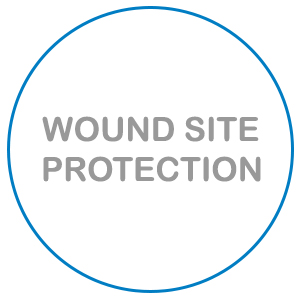 KerraCel Ag Silver Dressings provide wound site protection
