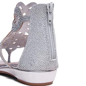 women flat sandals