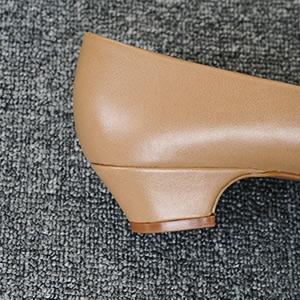 women's causal pump shoes