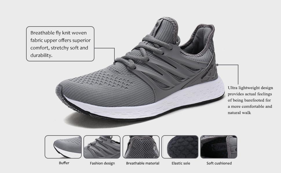 845fce3bd267c9 Amazon.com | DREAM PAIRS Men's Walking Shoes Sneakers | Walking