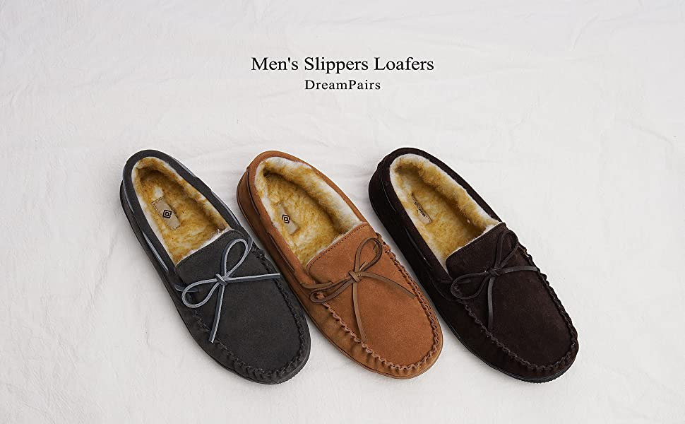 Men's slippers loafers