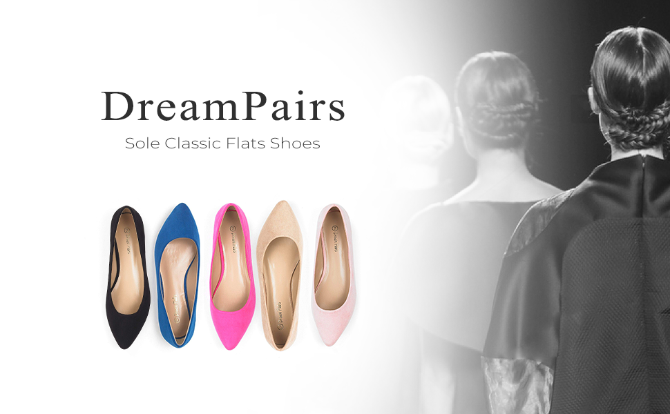 dream pairs flat shoes