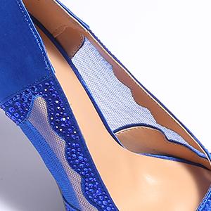 women's classic peep toe shoes