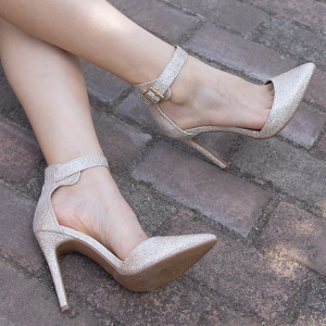 Closed Pointy Toe Dress Wedding Party Summer Dancing Shoes