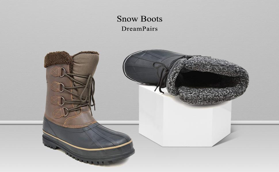men's snow boots
