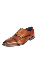 mens cap toe oxfords dress shoes