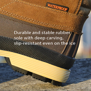 durable sole