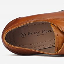 breathable leather insole