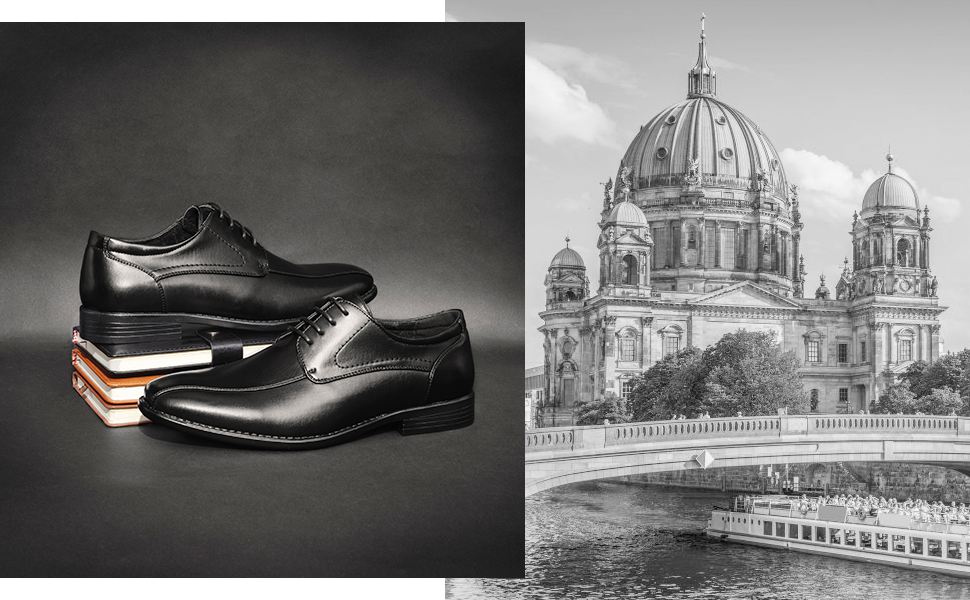 mens formal oxfords shoes