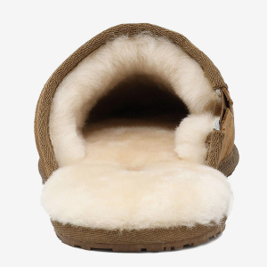 Sheepskin fur lining