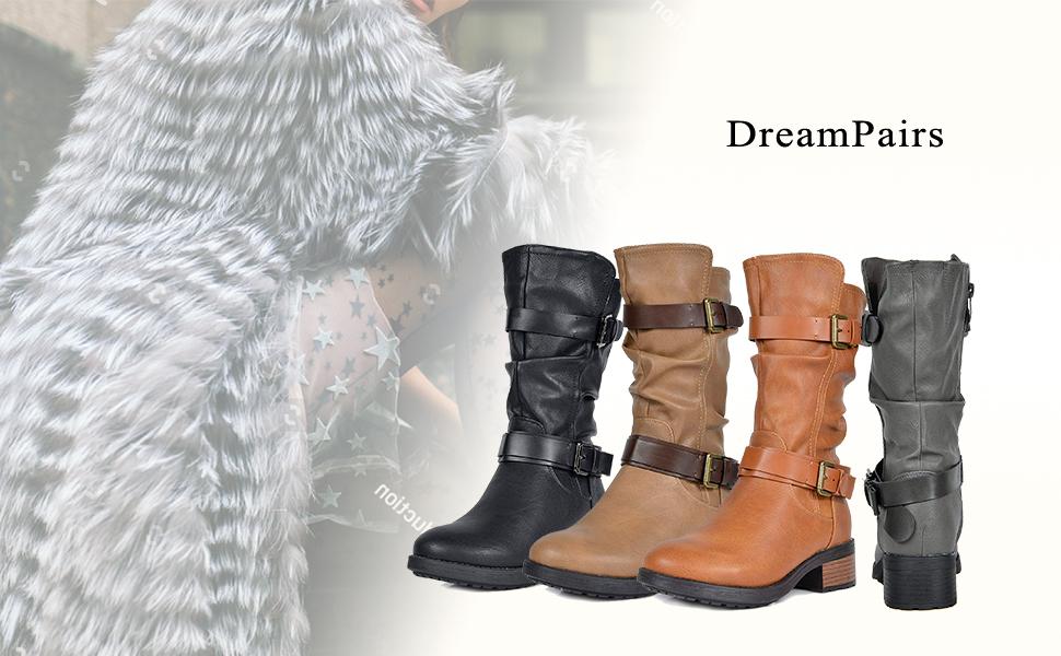 women mid calf boots