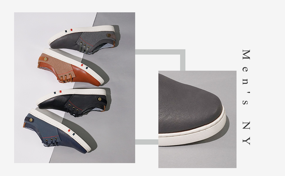 Oxfords Fashion Sneakers