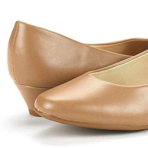 57d0d56b7bc1 women round toe Karma pumps shoes