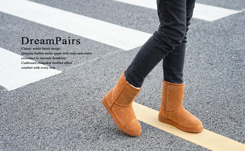 0de0318f73f7 Dream Pairs Winter Snow Boots