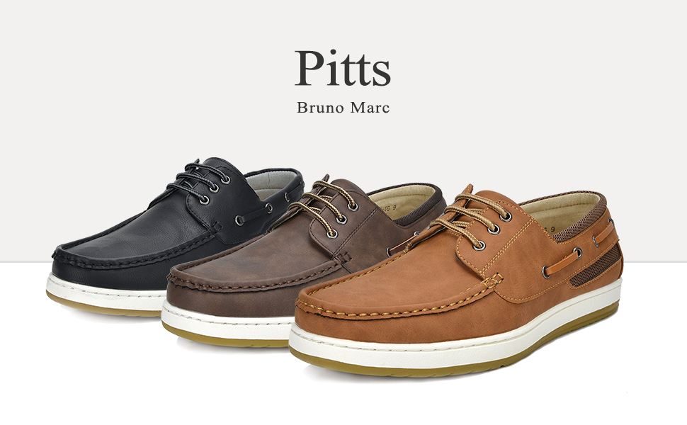 69d7dc1f28b Bruno Marc Men s Pitts Loafers Moccasins Boat Shoes. Read more. Provides a  stable rest to brace yourself against a deck rail or other uneven surface.