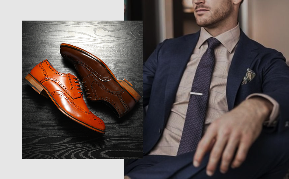 """Wooden heel height: 1"""" (approx).Perfect for any formal or casual wear."""
