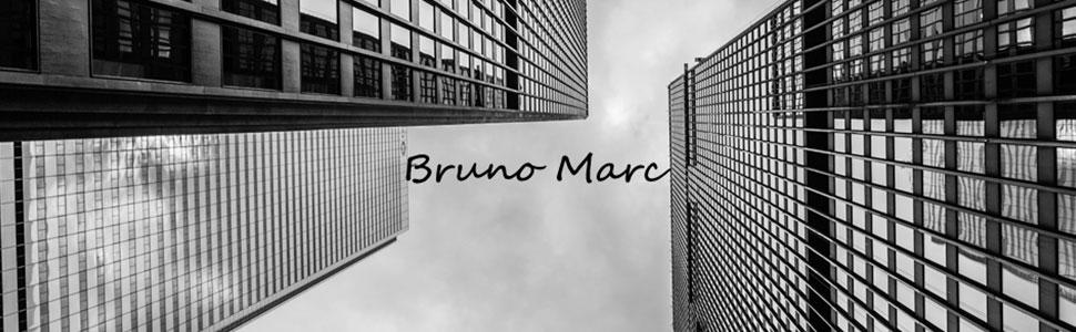 Bruno Marc Men's NY Oxfords Fashion Sneakers