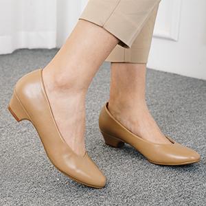 block heel for lady