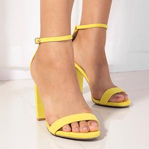 9ab34dc950a Dream pairs high heel pump sandals