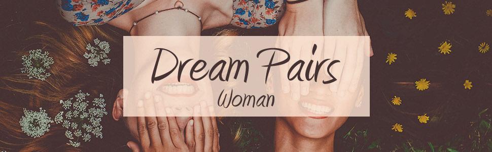 Dream pairs women's pump shoes