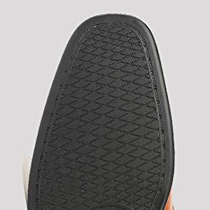 durable rubber outsole