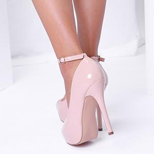 prom pump shoe