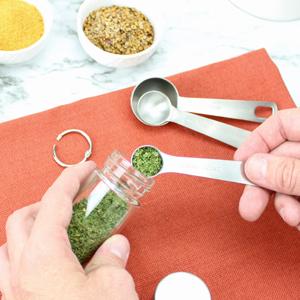 Liquid Measuring Spoons