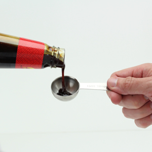 Dry measuring spoons