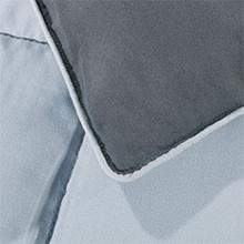 light grey comforter full