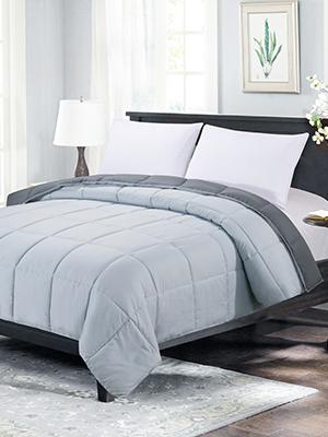 lightweight comforter king