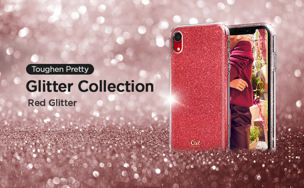 Glitter Collection for iPhone XR