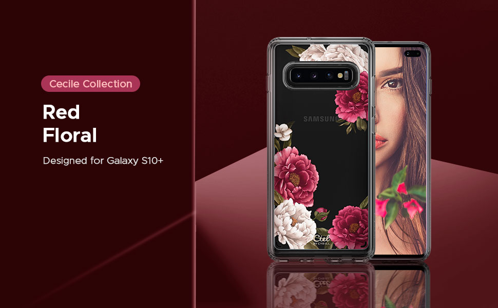 Cecile for Galaxy S10 Plus