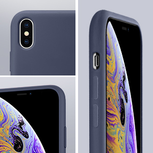 Silicone Collection for iPhone XS Max