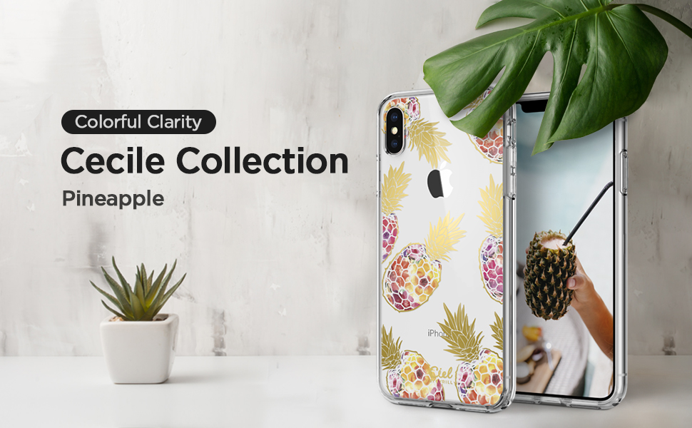 Cecile for iPhone XS