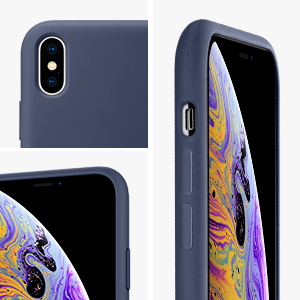 Silicone Collection for iPhone XS