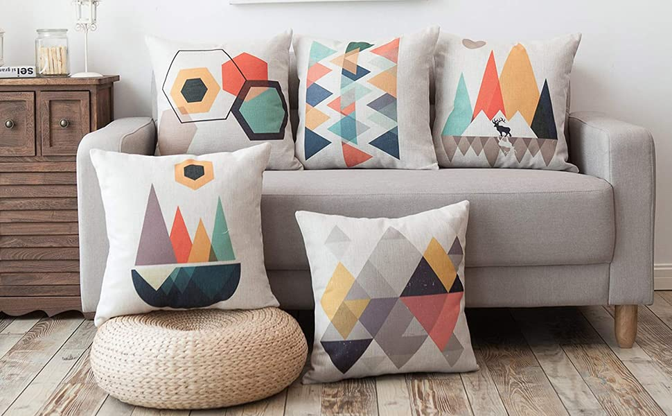simple throw pillow covers