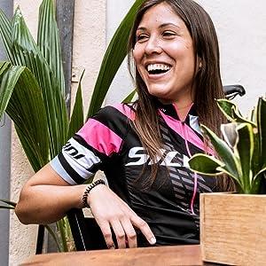 Amazon.com: SILVINI Mujer Ciclismo Jersey catirina: Sports ...