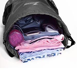 swimming backpack bag