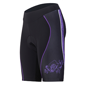 women bike riding shorts bicycle padded shorts women