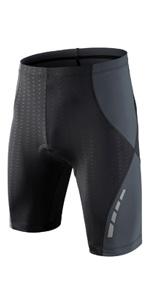 men biking shorts with padded
