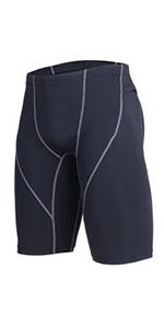 compression shorts for men