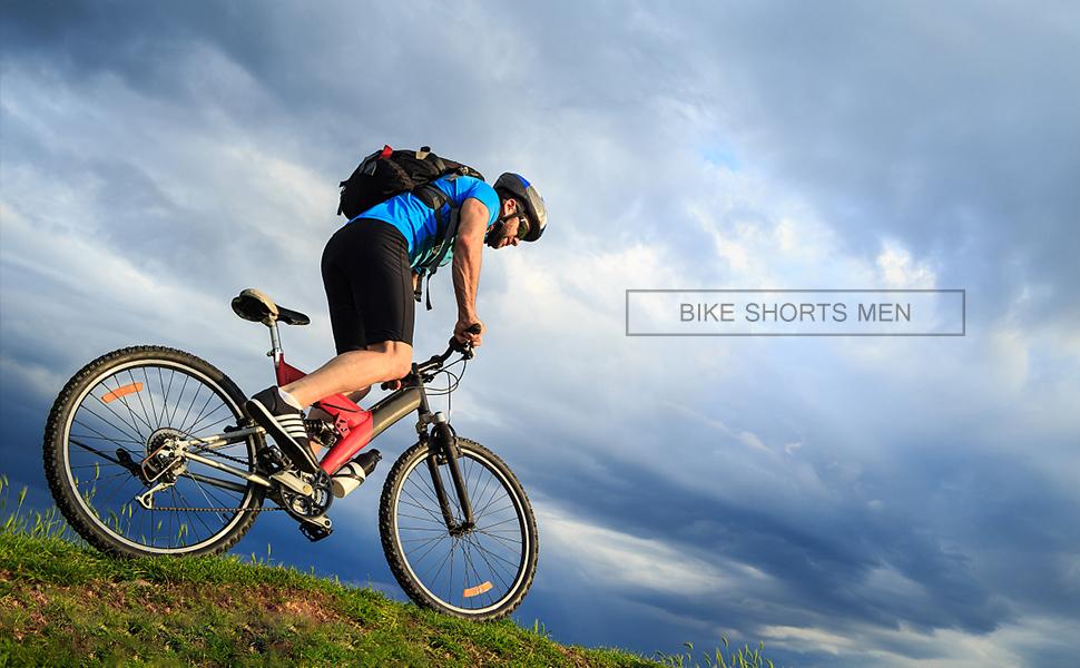 cycling shorts men padded cycling shorts men gel padded